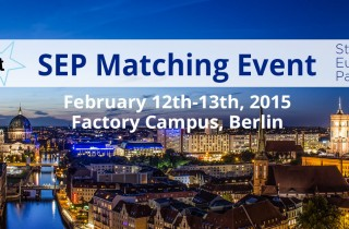 SEP Matching Event in Berlin