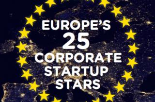 Europe's 25 corporate startups stars