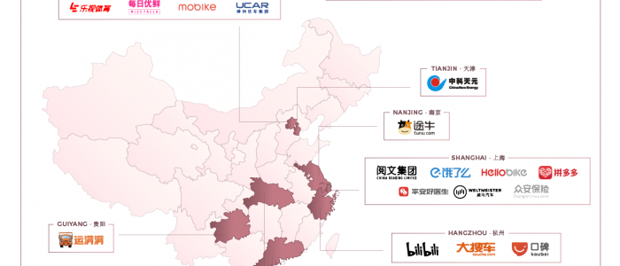 China, the land of Super Scalers. A new SEP Tech Scaleup Report